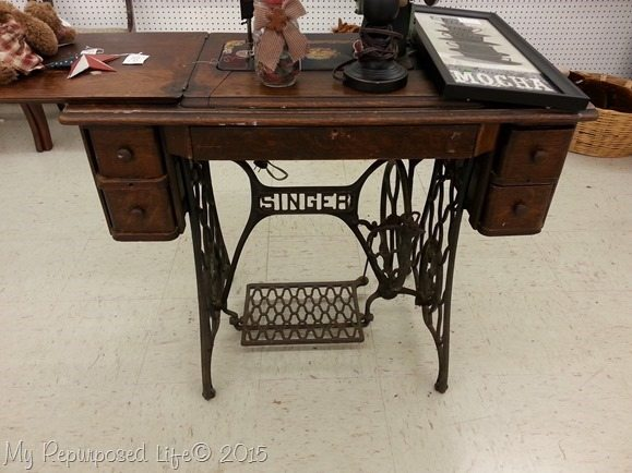 Singer Sewing Machine Myrepurposed Life