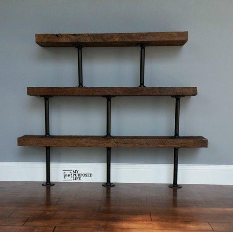 my-repurposed-life-industrial-shelf-plumbing-pipe-flanges