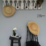 Picket Fence Coat Rack
