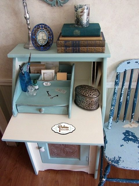 small-secretary-desk-makeover