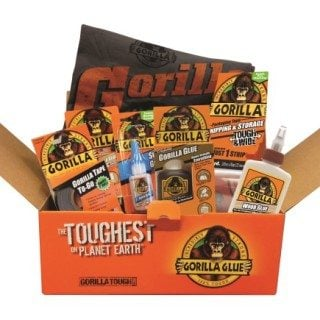 Toolbox Giveaway from Gorilla Glue