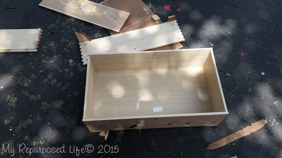 drawer-parts