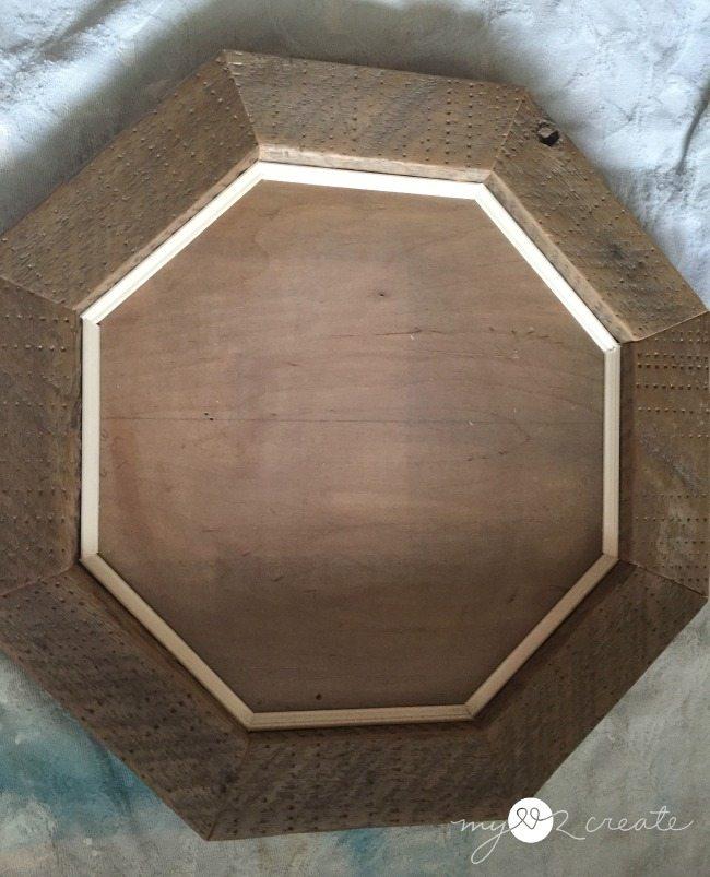 dryfitting trim on octagon