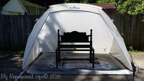 homeright-spray-shelter-headboard-bench
