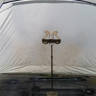 Spray Painting Shelter