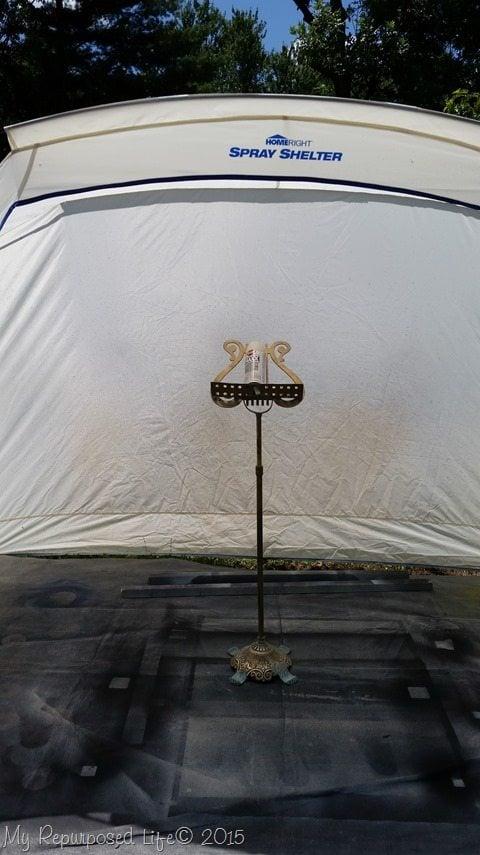 homeright-spray-shelter-spray-painting
