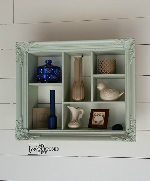 Easy Shadow Box My Repurposed Life