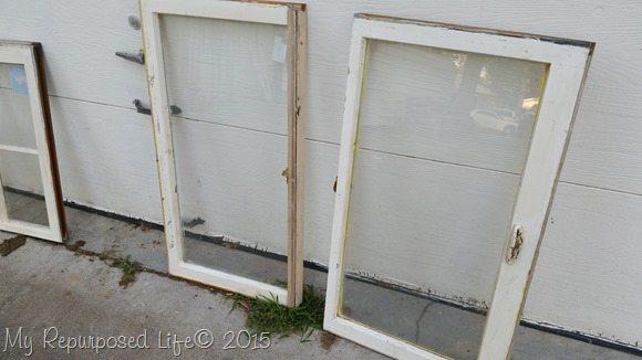 Single Pane Windows : Recent finds free windows good deals my repurposed life