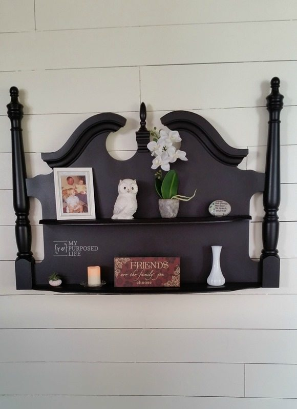 Headboard Shelf wall shelf