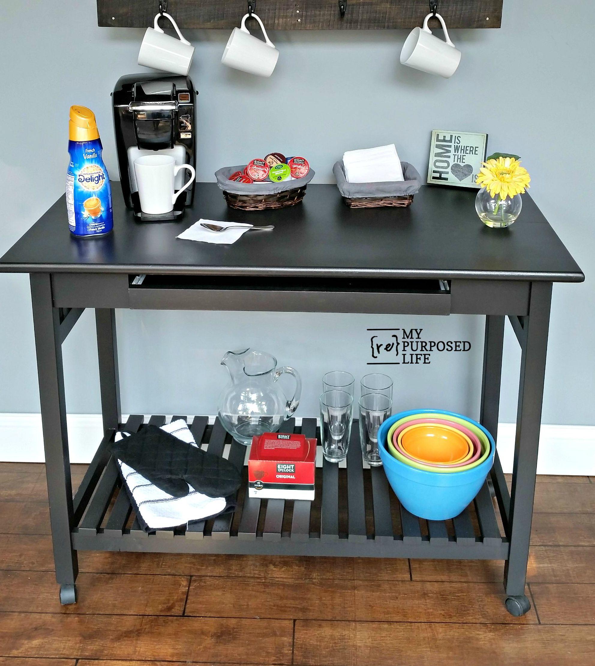 updated puter desk My Repurposed Life