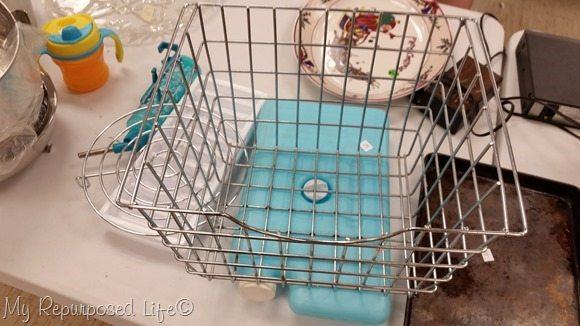 wire-basket