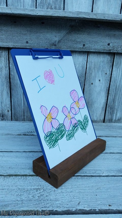kids-artwork-clipboard-stand