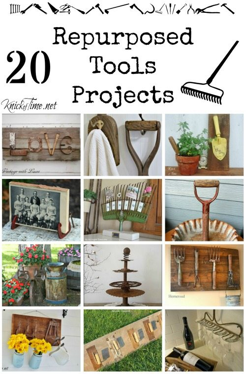 Keepsake Old Tools Display My Repurposed Life 174