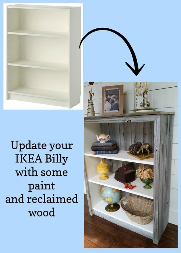 Ikea Billy Bookcase Makeover Homeright
