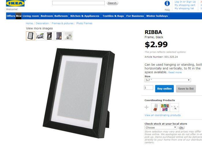 RIBBA Frame - 5x7 - IKEA - Google Chrome 12122015 34533 PM.bmp