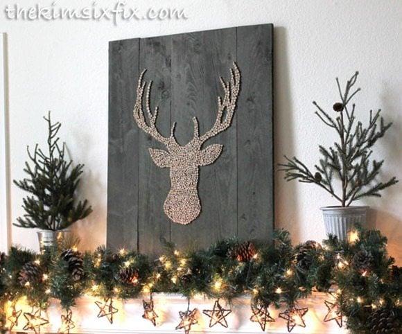 deer-head-pallet-wood-art