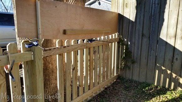 Diy Picket Fence Jig