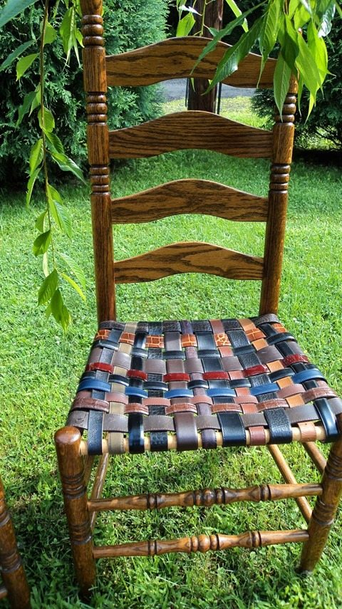 easy weave chair seat my repurposed life