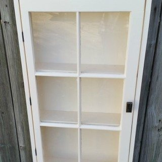 window cupboard : easy window project