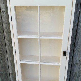 window cupboard : easy window project