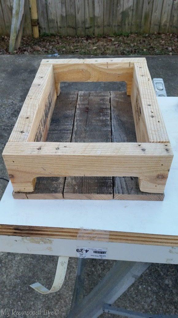 pallet board tray fail