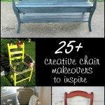 chair makeovers to inspire