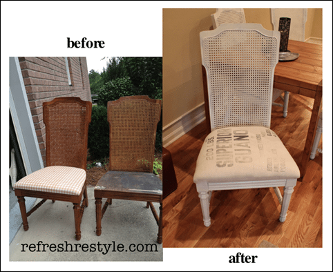 how to refresh a chair