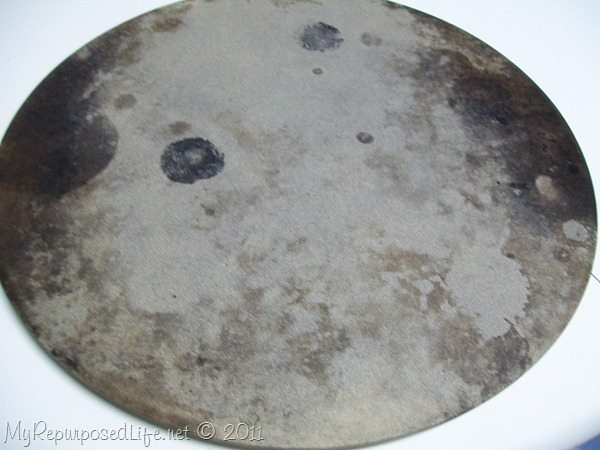 Clean Stoneware Pan Pampered Chef Pizza Stone My