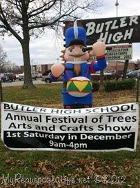 Christmas Craft Fair @ Butler High School