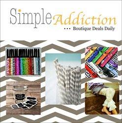 Blogapalooza Giveaway {Simple Addiction}