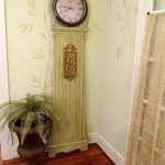 DIY Faux Grandfather Clock