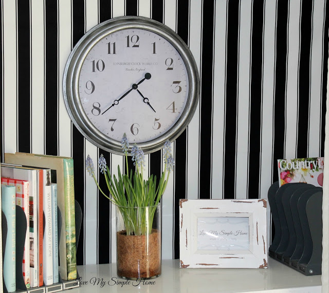 decorate walls with fabric