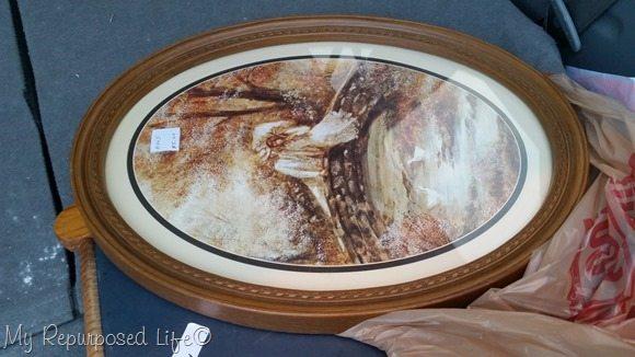 cheap oval frame