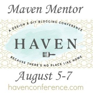 Haven Conference | I am a Maven Mentor