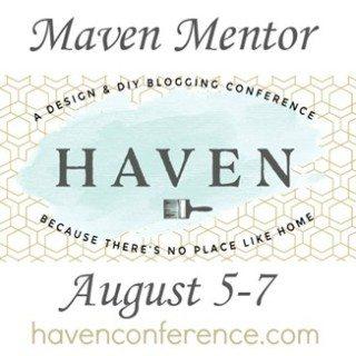 Haven Conference | I am a Maven Mentor