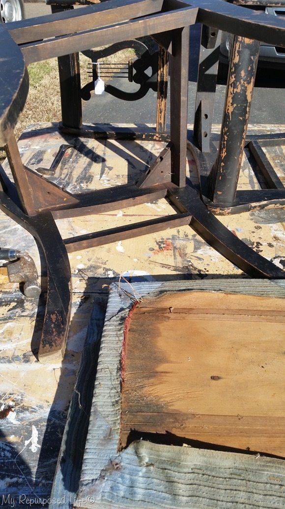 dismantle chair