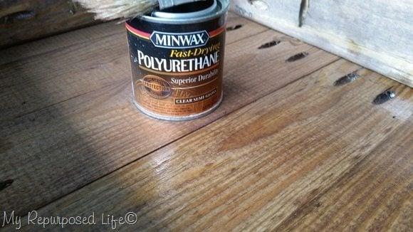 minwax poly sealer