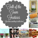 talk of the town #17 features