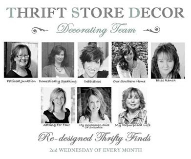 Thrift Store Decor Bloggers 2