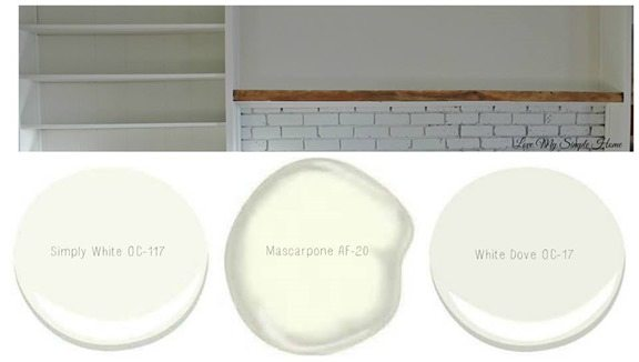 choosing the right paint color LoveMySimpleHome