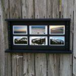 Photo Display Wall Shelf