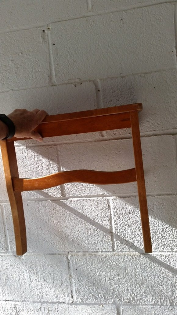 designing chair seat wall shelf