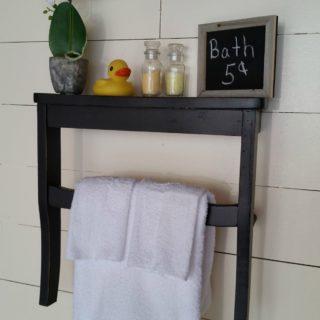 Chair Seat Wall Shelf
