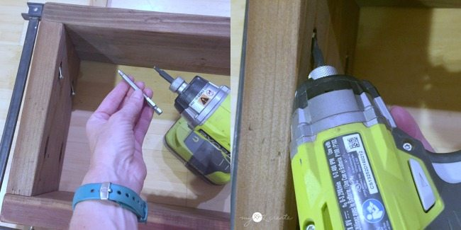 small bits for drilling tight pocket holes
