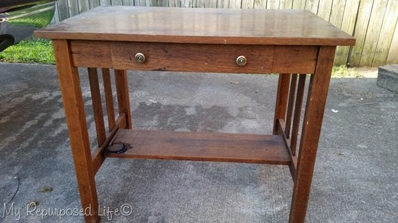 free library table from Marlene