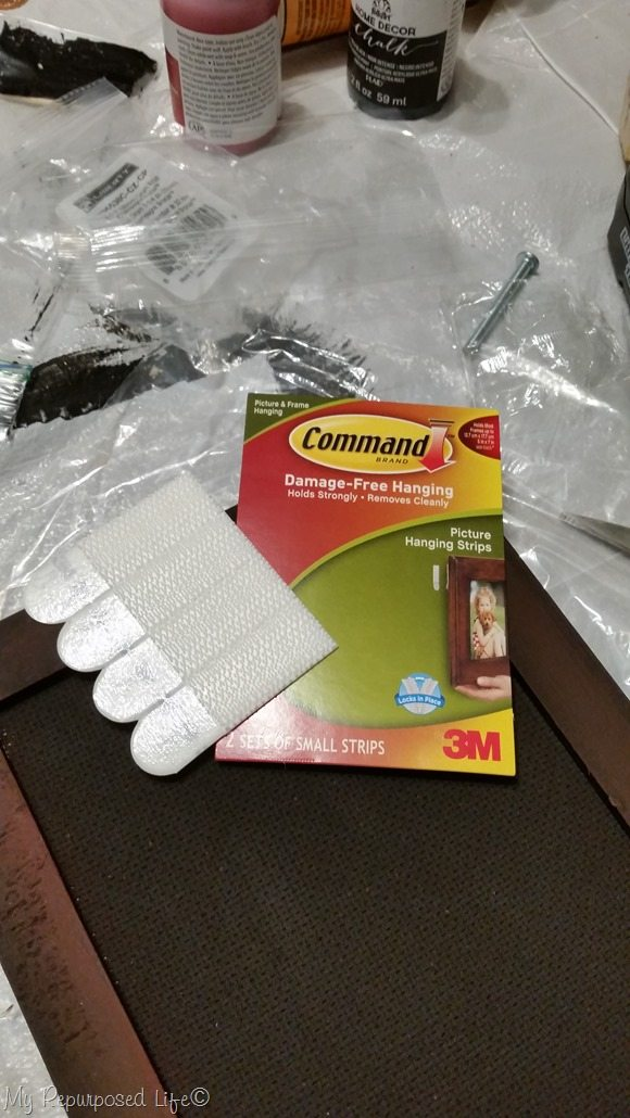 command strips for hanging picture frames
