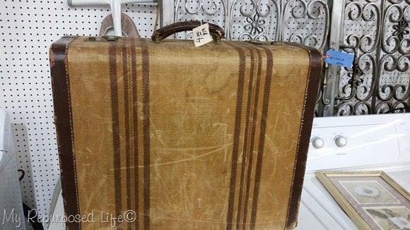 2 dollar suitcase