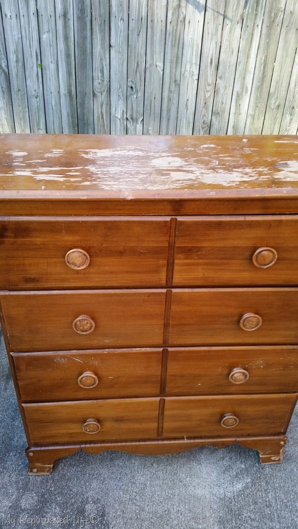 chest of drawers tall dresser before