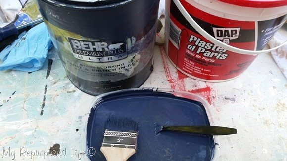 diy chalky paint