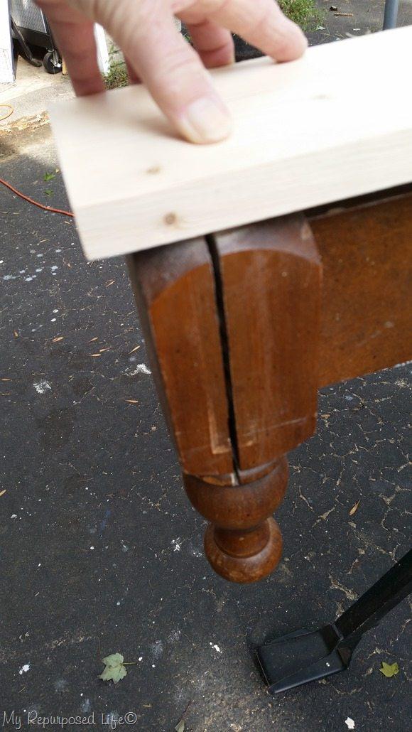 dry fit 1x4 shelf board